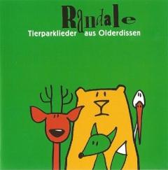 Tierparklieder aus Olderdissen von Randale | CD-Cover