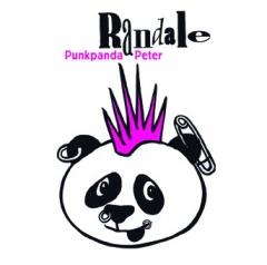 Punkpanda Peter von Randale | CD-Cover