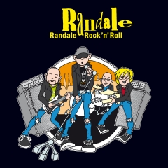 Randale Rock'n'Roll von Randale | CD-Cover