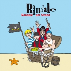Randale am Strand von Randale | CD-Cover