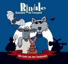 Randale im Tierpark von Randale | CD-Cover
