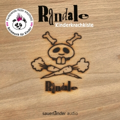 Cover Randale CD Kinderkrachkiste