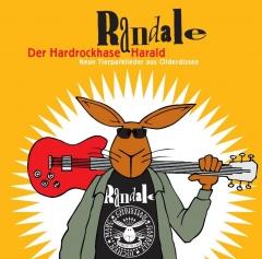 Hardrockhase Harald von Randale | CD-Cover