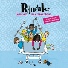 Randale im Krankenhaus von Randale | CD-Cover