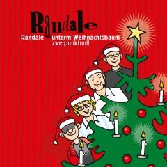 Cover Randale unterm Weihnachtsbaum zweipunktnull